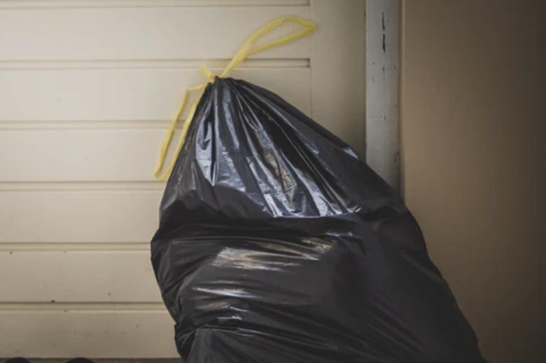新手露营  准备垃圾袋
