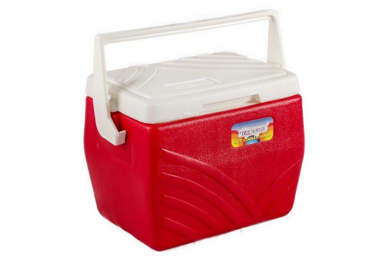 露营  准备用具 冰桶