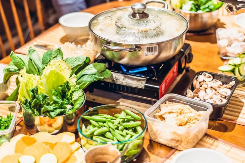 露营食物推荐 懒人料理晚餐 火锅