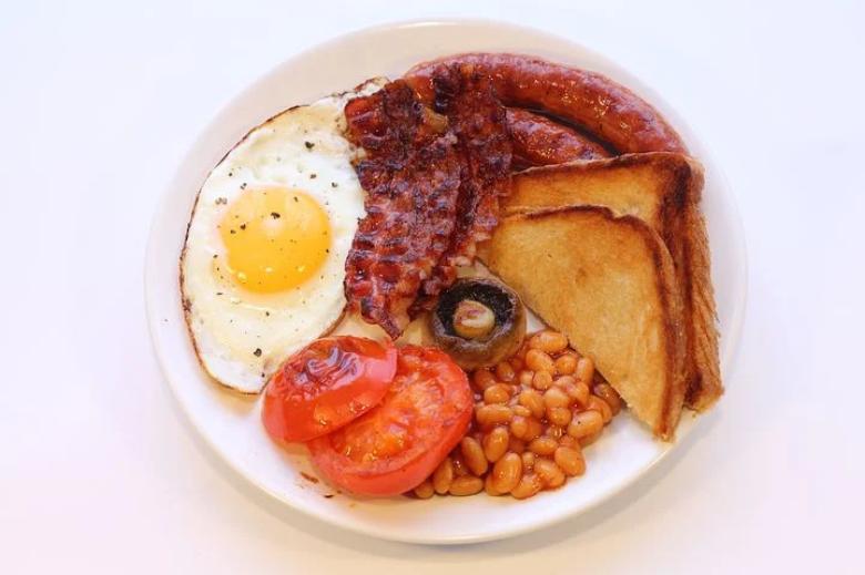 露营食物推荐 懒人料理早餐 英式早餐