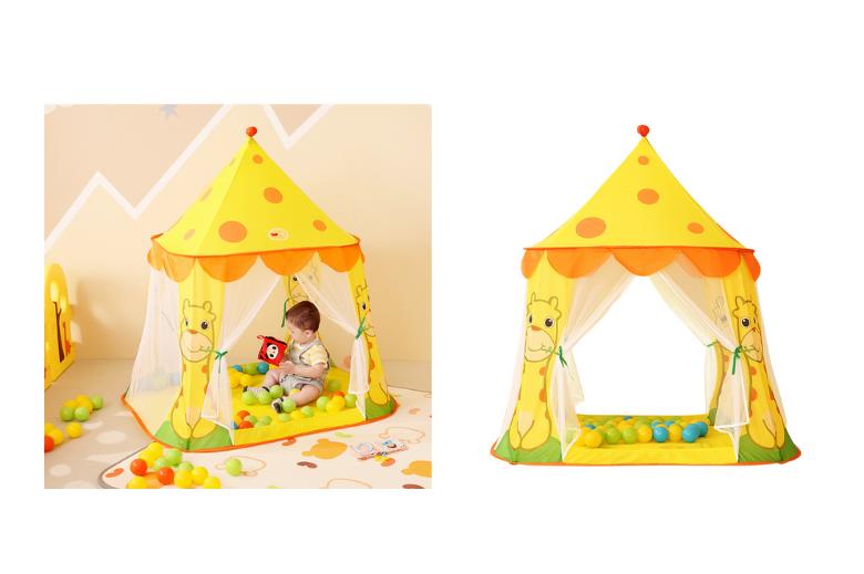 卡通型 儿童帐篷合集