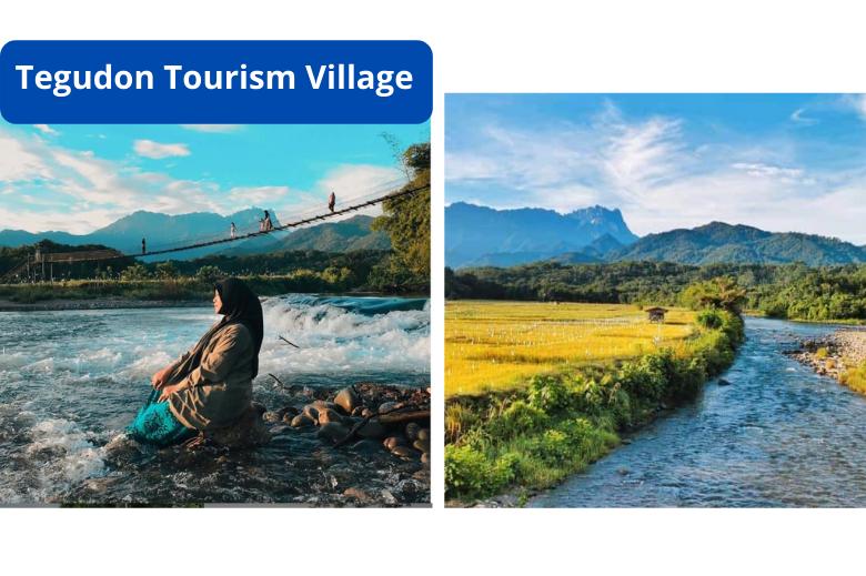 露营地 Tegudon Tourism Village