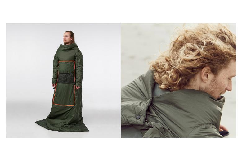 露营小物品2: FÄLTMAL 睡袋
