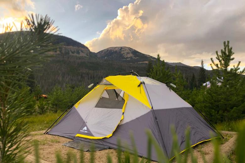 帐篷如何挑选