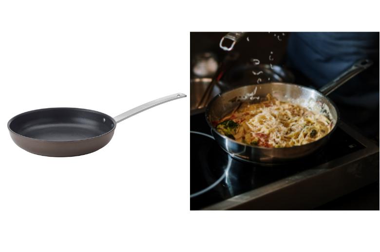 认识锅具的类型 平底锅