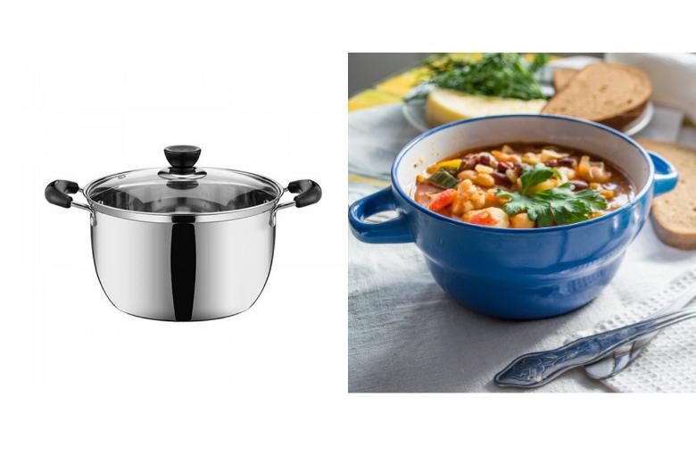 认识锅具的类型 汤锅