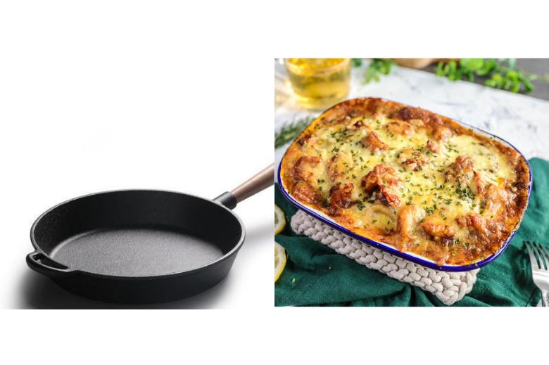 认识锅具的类型 铸铁锅