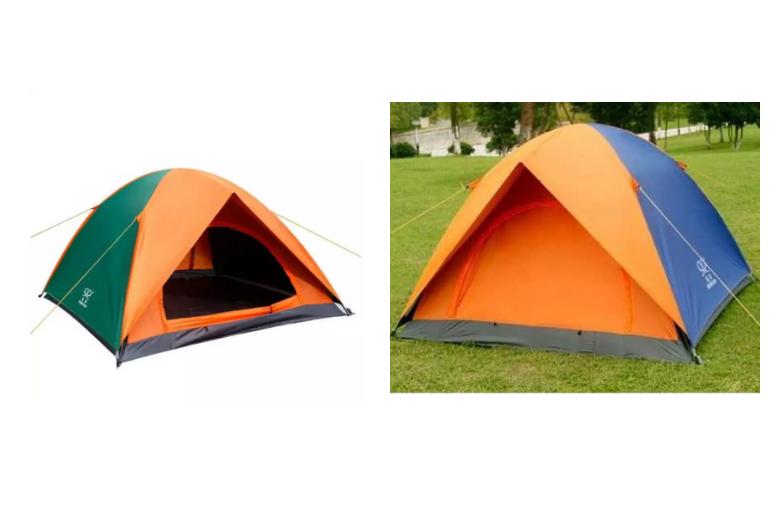 经济实惠的露营帐篷