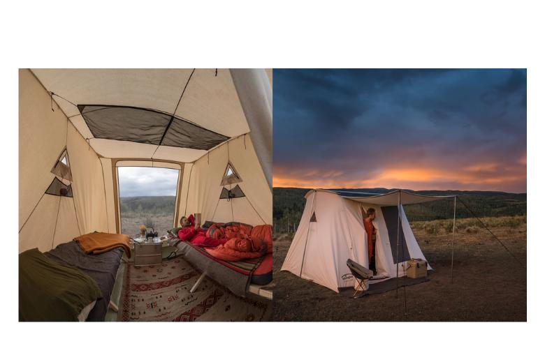 最具性价比帐篷