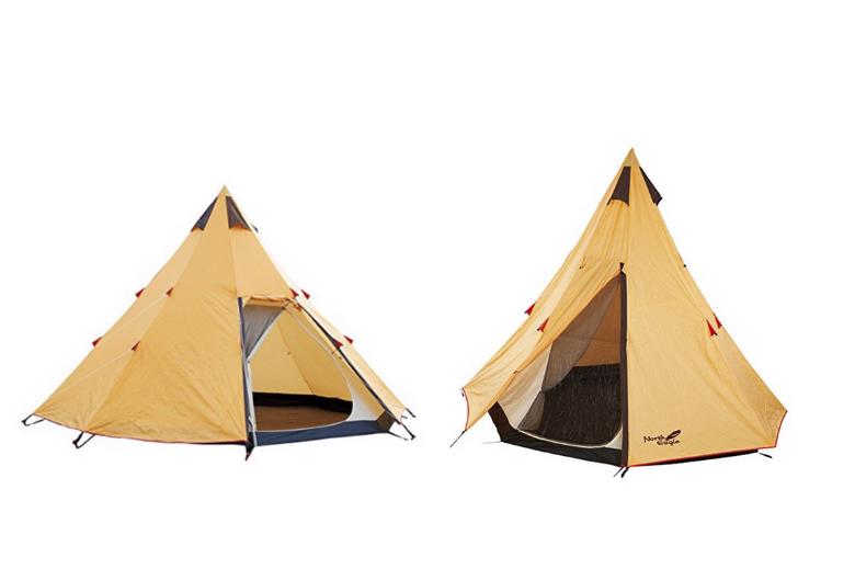 美观印地安帐 (One Pole Tent)