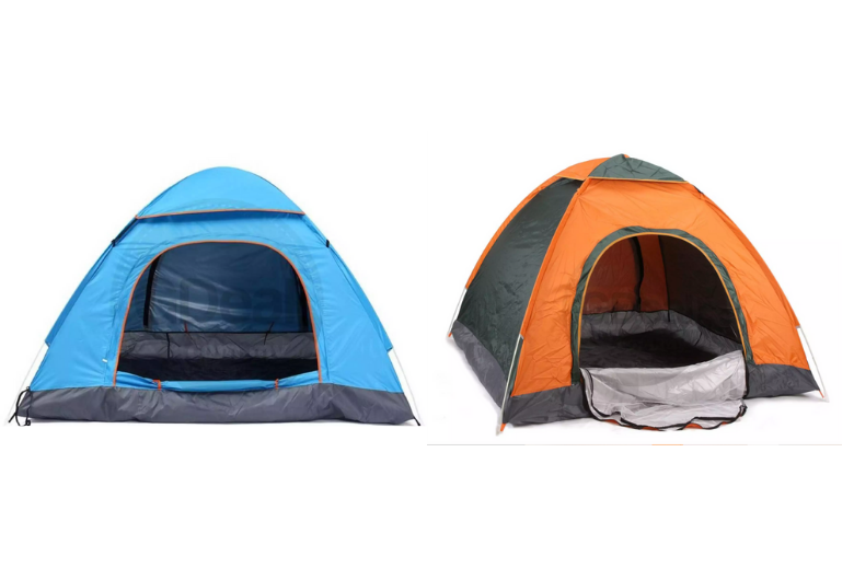 一键安装式帐篷